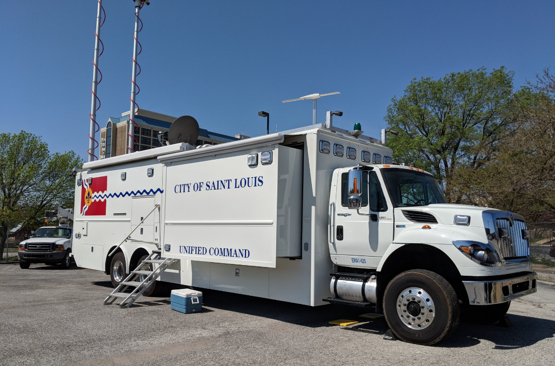 CEMA- unifed command truck photo 2