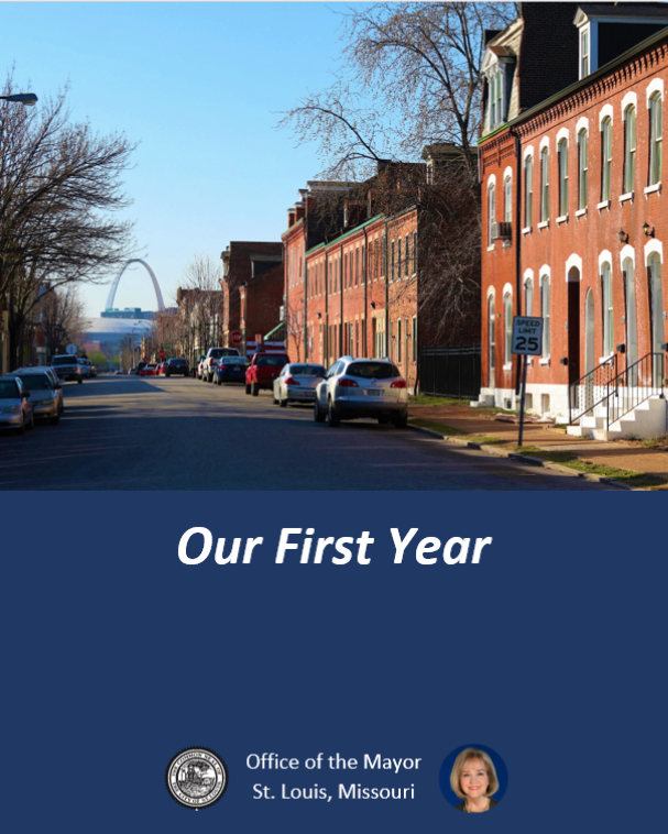 Cover for First Year Report