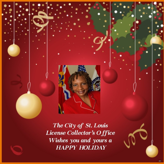 Happy Holiday from the License Collector