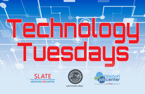 Technology Tuesdays graphic