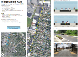 Ward 14 Traffic Study Calming Devices Cover page