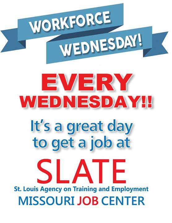 Job Fair Wednesday