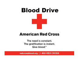 Blood Drive logo