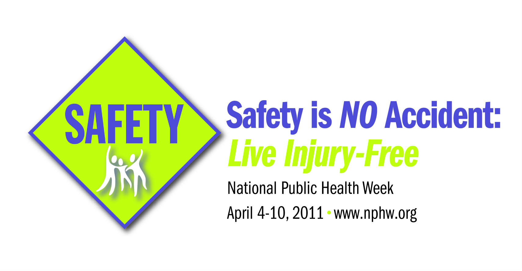 National Public Health Week logo2011