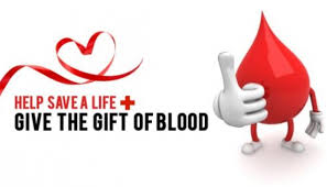 Save a life give blood ad