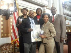 STL-TV 20th Anniversary - Bd of Aldermen Resolution