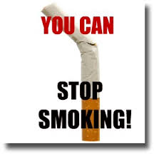 You can stop smoking flier
